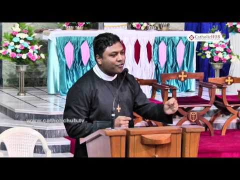 Marriage a Call to Love ad Fidelity(Rev.Fr.Joseph Royan)@Holy Ghost Church,Bengaluru,22-01-17