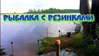 Рыбалка и отдых на озере