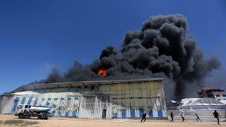 video: Israeli-Palestinian conflict 'risks spilling into wider region'