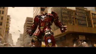Robot assemble parts sound effect - Avengers