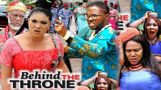 BEHIND THE THRONE SEASON 6(HIT NEW MOVIE )-ONNY MICHEAL|QUEENETH HILBERT|2021 LATEST NOLLYWOOD MOVIE