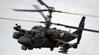 Топ 5 военных вертолетов 2016
