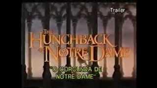 O Corcunda de Notre Dame - trailer