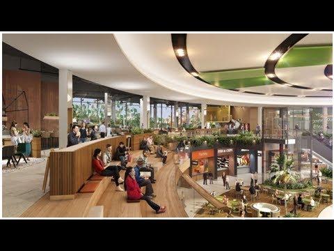 erfrischung f r coca cola oase im centro oberhausen entsteht gerade der neue food court youtube. Black Bedroom Furniture Sets. Home Design Ideas