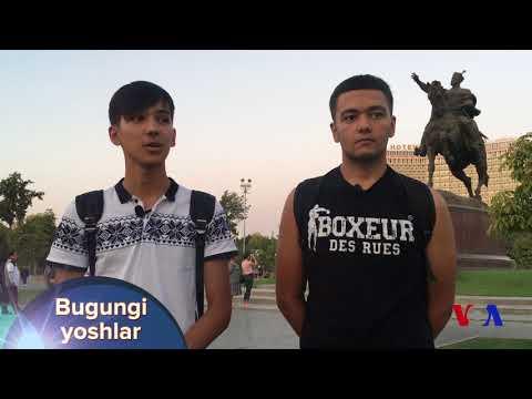 Toshkent: bugungi yoshlar