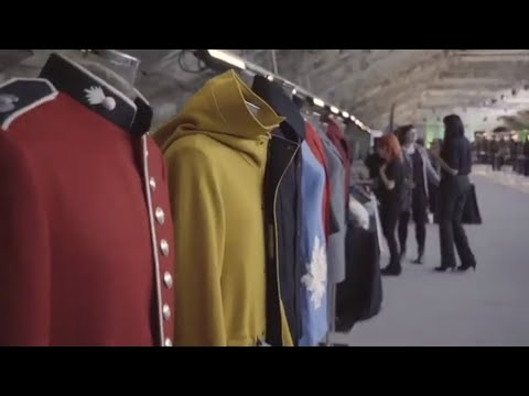 Innovation and Heritage at Future Fashion Factory Year 1 Showcase