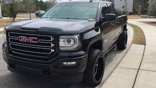 Can you fit 20x12's on a leveled GMC/Chevy 1500?