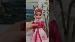 "99 Имен Аллаха (Обучающая кукла ""Моя Амина"""