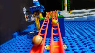 Epic MARBLE RACE TOURNAMENT - World Grand Prix 2018 - Marble run