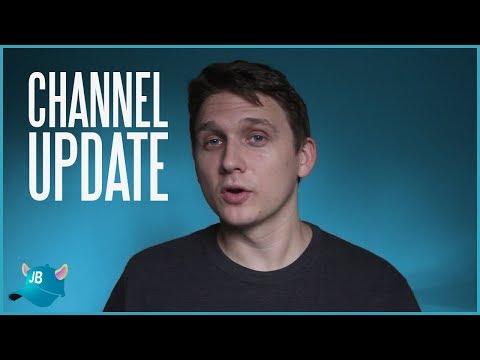 Jake Bowen TV Channel Update 8-19-17