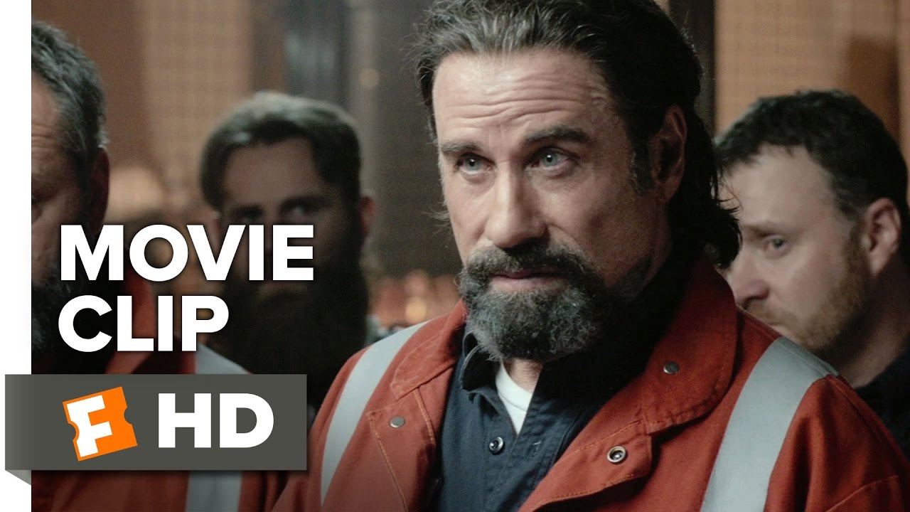 Life on the Line Movie CLIP - How Bad Is It? (2016) - John ...