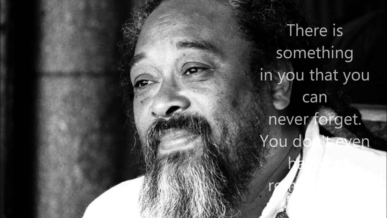 Mooji Youtube – Quotes of the Day