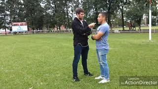 Entrevista con Facundo Silva Soria - Jugador de Lince Rugby Club
