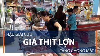 Hậu giải cứu, giá thịt lợn tăng chóng mặt | VTC1
