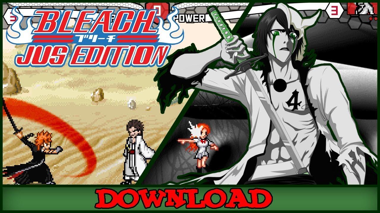 Bleach - JUS Edition - FULL GAME
