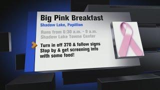 Big Pink Breakfast