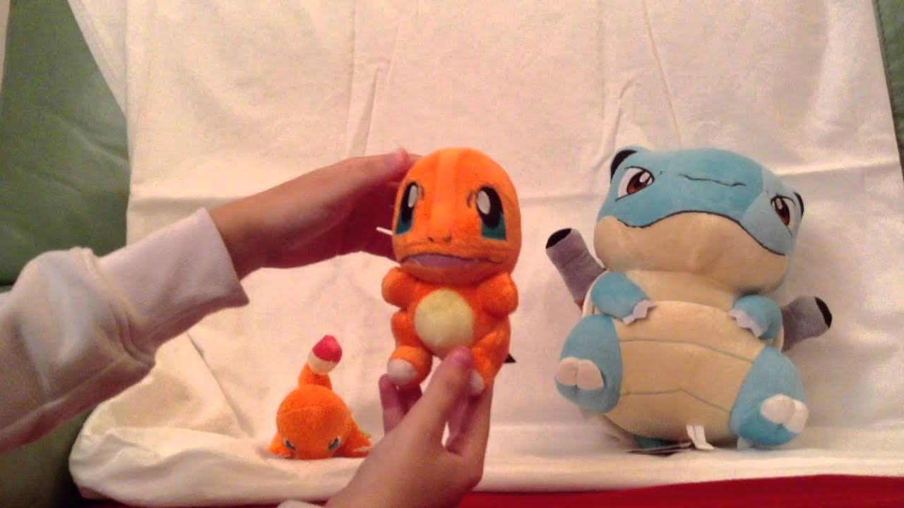 Charmander e Blastoise - YouTube