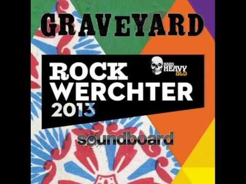 Graveyard - Live at  Werchter Festival 2013 (Full Show - Audio)