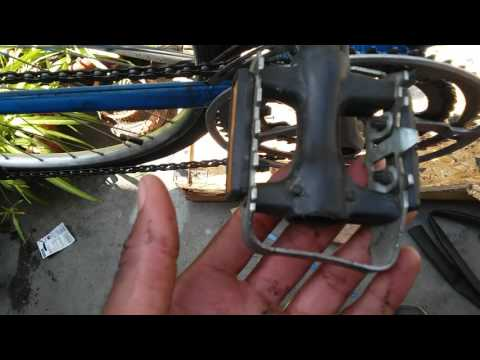 Part 2 video found a vintage racing  bike nishiki an is for sale after restoring it.