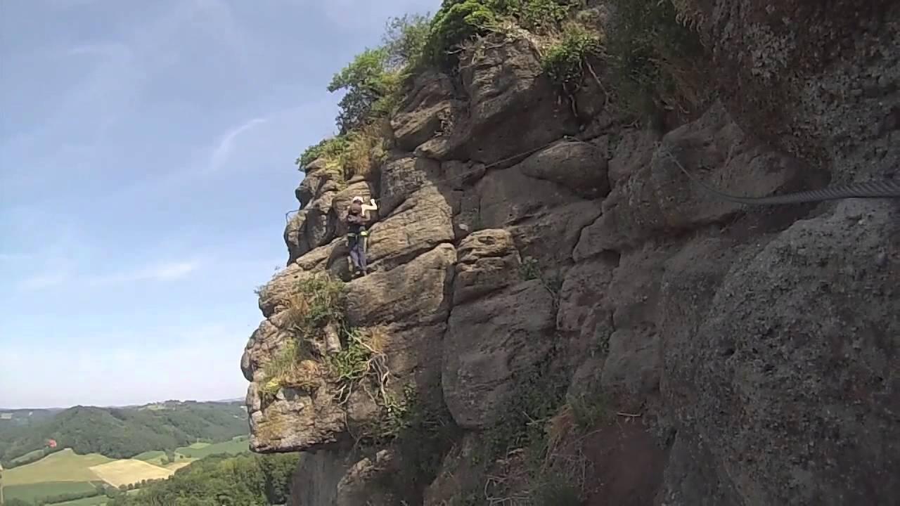 Klettersteig Riegersburg : Leopold klettersteig riegersburg hd austrianmountainnews