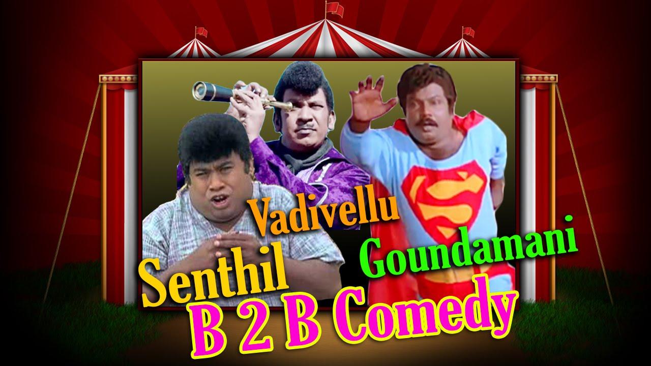 Senthil, Goundamani & Vadivellu Tamil Superhit Comedy ... Vadivelu Comedy Movies List