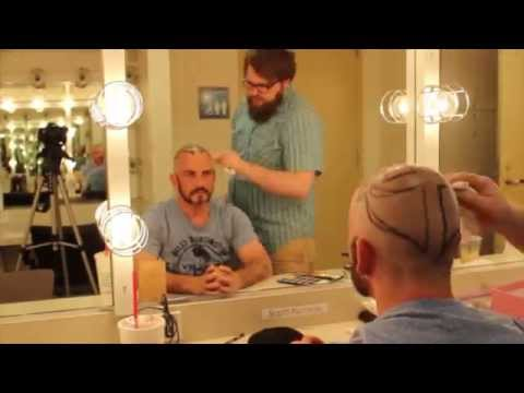 The Making of Gren Dell for Triad Stage's BROTHER WOLF