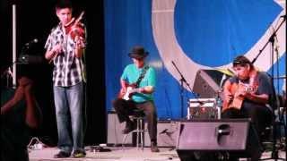 Brendan Chartrand - Down Yonder - Metisfest 2012