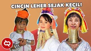 Suku Leher Panjang, Seumur Hidup Cincin Ini Cuman Boleh Dilepas 3 Kali MP3