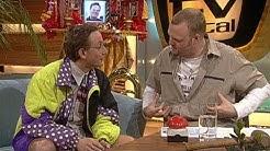 Alles echt bei Dolly Buster, sagt Wigald Boning - TV total