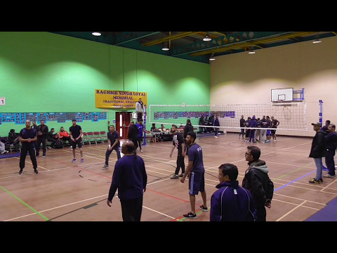 Leicester Easter 2017, Preston Revolution v RDY
