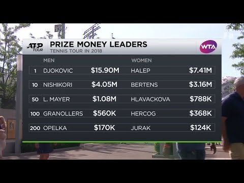 Tennis Channel Live: Deep Dive Into Professional Tennis Prize Money & Other Sports Leagues