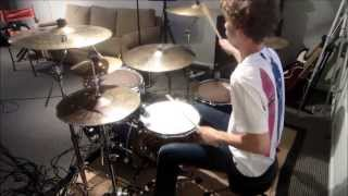 ScottWDrums - Deftones - Swerve City - Drum Cover
