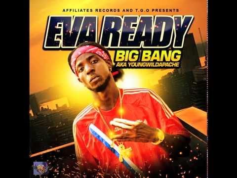 "BIG BANG AKA YOUNGWILDAPACHE ""EVA READY"""