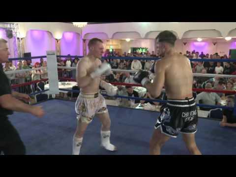 Champions Collide 1 - Sat 4 June - Ryan Tubb Vs Connor Evans - N Class Muay Thai Bout