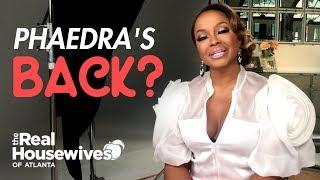 RHOA News For Phaedra Parks - Hints She Got A Peach