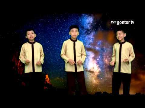 Nida' - Mahakarya-Nya | Lagu Nasyid Gontor 2