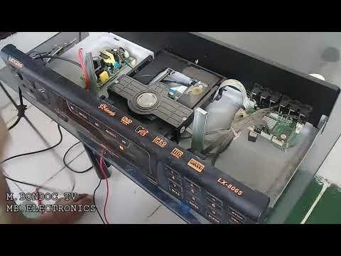 LEXING DVD KARAOKE PLAYER CONVERT MODULE TAGALOG (MB.ELECTRONICS)