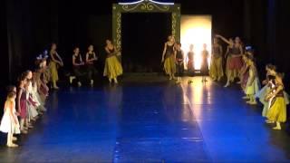 Un après-midi de ballets - Les petits rats de l'Avallonnais - Édition 2015 à Avallon (89)