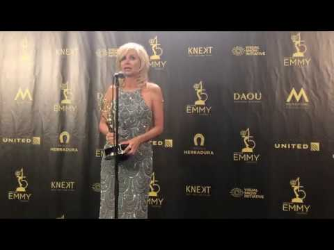 Y&R's Eileen Davidson Lead Actress win at 2018 Daytime Emmys