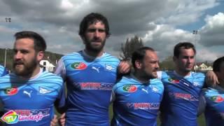 Une journée de finale avec l'équipe de rugby de Soustons 29 Avril 2016