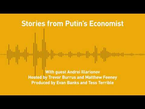Free Thoughts, Ep. 188: Stories from Putin's Economist (with Andrei Illarionov)