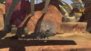 Rango Xbox360-gameplay (HD with commentary)