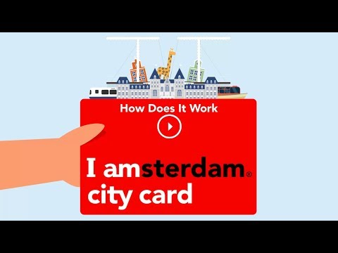I Amsterdam City Card – How Does It Work?