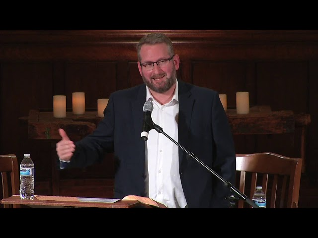 Biblical Thinking with Sam Allberry - 3/4/2020