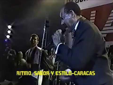 OSCAR D´LEÓN PIEL CANELA PARANPANPAN POLIEDRO DE CARACAS