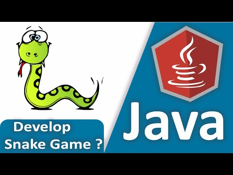 Java Tutorial How to Develop Game In Java ( Snake Game )