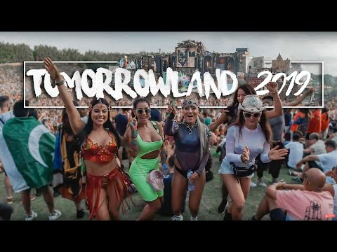 Tomorrowland 2019 in