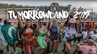 Tomorrowland 2019 in 4K, THE MOST EPIC FESTIVAL OF THE PLANET🤩