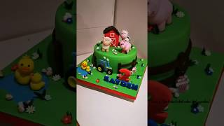 Farm Cake | Kids Cakes | Cake Inspirations