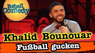 Khalid Bounouar – Wenn Freunde Fußball gucken